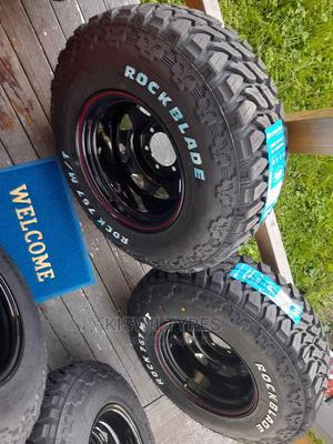 235/75r15 Rockblade MT Tyres Is Made in China | Vehicle Parts & Accessories for sale in Nairobi, Nairobi Central