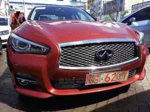 Nissan Skyline 2014 Red | Cars for sale in Mombasa, Mombasa CBD