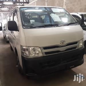 Toyota HiAce 2013 White | Buses & Microbuses for sale in Mombasa, Mvita