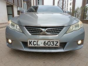 Toyota Mark X 2010 2.5 RWD Gray | Cars for sale in Nairobi, Upperhill