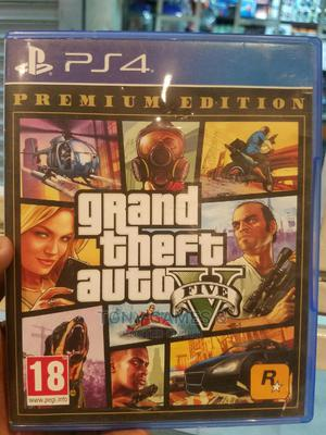 Ps4 Grand Thieft Auto 5 Used Available (GTA 5)   Video Games for sale in Nairobi, Nairobi Central