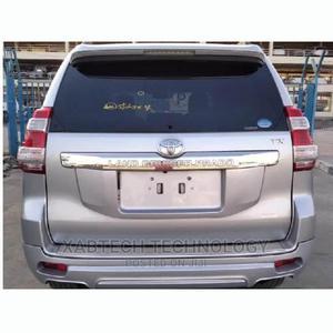 Toyota Land Cruiser Prado 2016 Silver | Cars for sale in Nairobi, Nairobi Central
