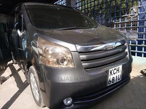 Toyota Noah 2010 2.0 158hp FWD (7 Seater) Gray   Cars for sale in Mombasa, Mombasa CBD