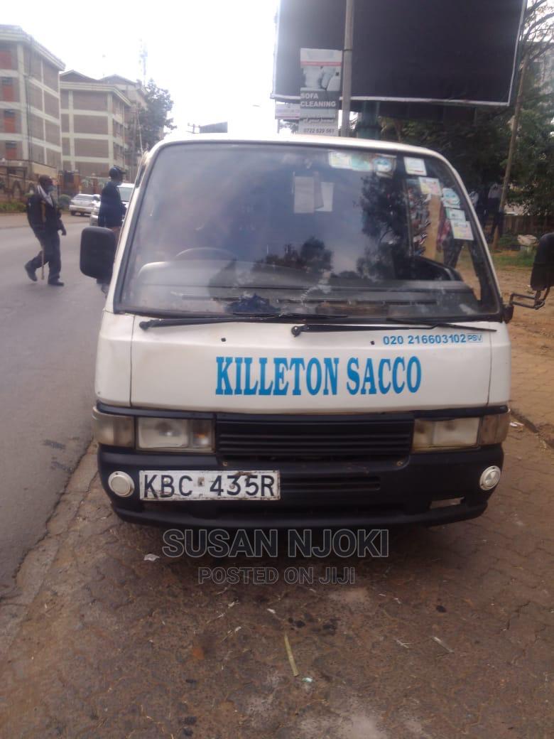 Archive: Clean Nissan Matatu on Sale
