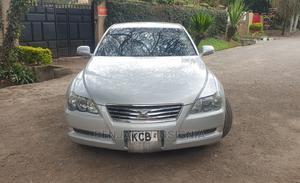 Toyota Mark X 2008 2.5 RWD Gray   Cars for sale in Nairobi, Kilimani