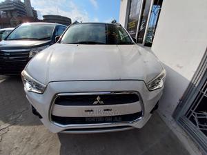 Mitsubishi RVR 2014 White   Cars for sale in Mombasa, Mombasa CBD