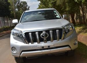 Toyota Land Cruiser Prado 2015 Silver | Cars for sale in Nairobi, Nairobi Central