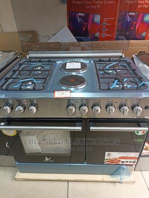Masterchef 60 by 90 Standing Cooker 2 Electric Plates | Kitchen Appliances for sale in Nairobi, Nairobi Central