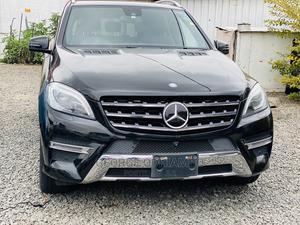 Mercedes-Benz M Class 2014 Black | Cars for sale in Nairobi, Kilimani