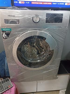 Hisense Wfhv6012s 6kg Front Load Washing Machine | Home Appliances for sale in Nairobi, Nairobi Central