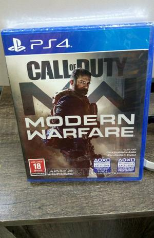 Call of Duty Modern Warfare Ps4   Video Games for sale in Nairobi, Nairobi Central