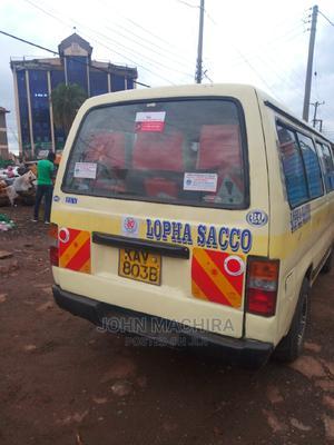 Selling My Nissan Matatu | Buses & Microbuses for sale in Kiambu, Ruaka