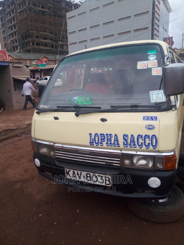 Archive: Selling My Nissan Matatu