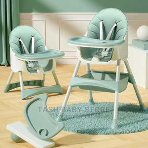 Travel Adjustable Foldable Baby Eating Dinning High Chair | Children's Furniture for sale in Nairobi, Westlands