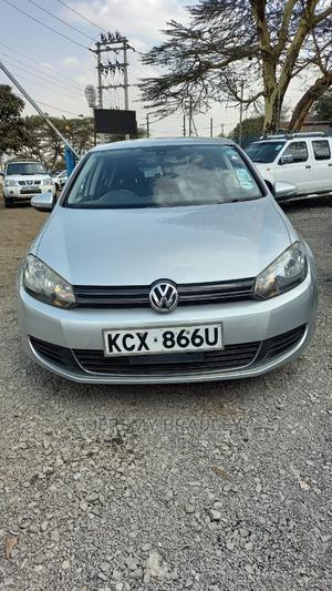 Volkswagen Golf 2013 Silver   Cars for sale in Nairobi, Kilimani
