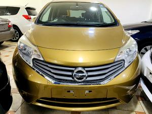 Nissan Note 2014 Yellow   Cars for sale in Mombasa, Mombasa CBD