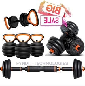 6in1 Kettle Bell Weights*   Sports Equipment for sale in Nairobi, Nairobi Central