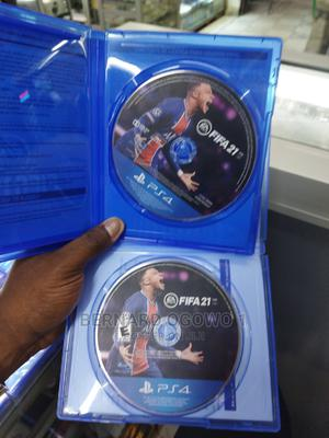 Fifa 21 Ps4 Used   Video Games for sale in Nairobi, Nairobi Central