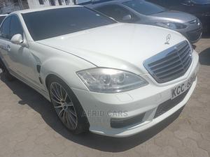 Mercedes-Benz S Class 2009 S 350 4MATIC L (V221) White | Cars for sale in Mombasa, Mombasa CBD