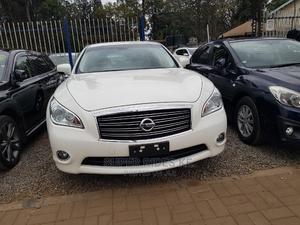 Nissan Fuga 2014 White   Cars for sale in Nairobi, Nairobi Central