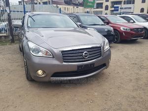 Nissan Fuga 2014 Gray   Cars for sale in Nairobi, Nairobi Central