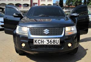 Suzuki Escudo 2009 Black | Cars for sale in Mombasa, Tudor