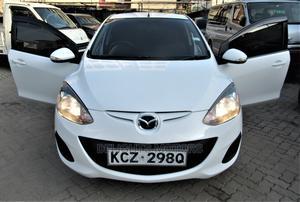 Mazda Demio 2013 White | Cars for sale in Mombasa, Tudor