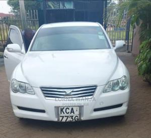 Toyota Mark X 2010 White | Cars for sale in Nairobi, Kahawa
