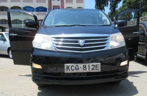 Toyota Alphard 2008 Black | Cars for sale in Mombasa, Tudor
