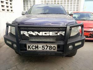 Ford Ranger 2011 Blue | Cars for sale in Mombasa, Mombasa CBD