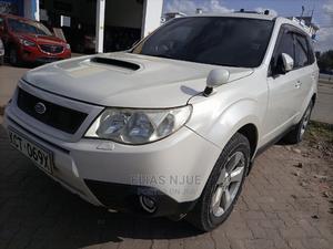 Subaru Forester 2011 White | Cars for sale in Mombasa, Mombasa CBD