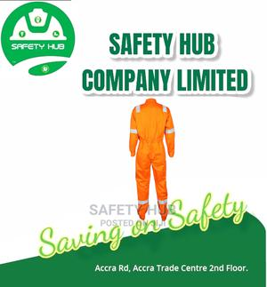 Best Quality Overalls(Orange) 4 Sale   Safetywear & Equipment for sale in Nairobi, Nairobi Central