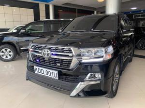 Toyota Land Cruiser 2021 4.5 V8 GXR Black | Cars for sale in Mombasa, Mombasa CBD