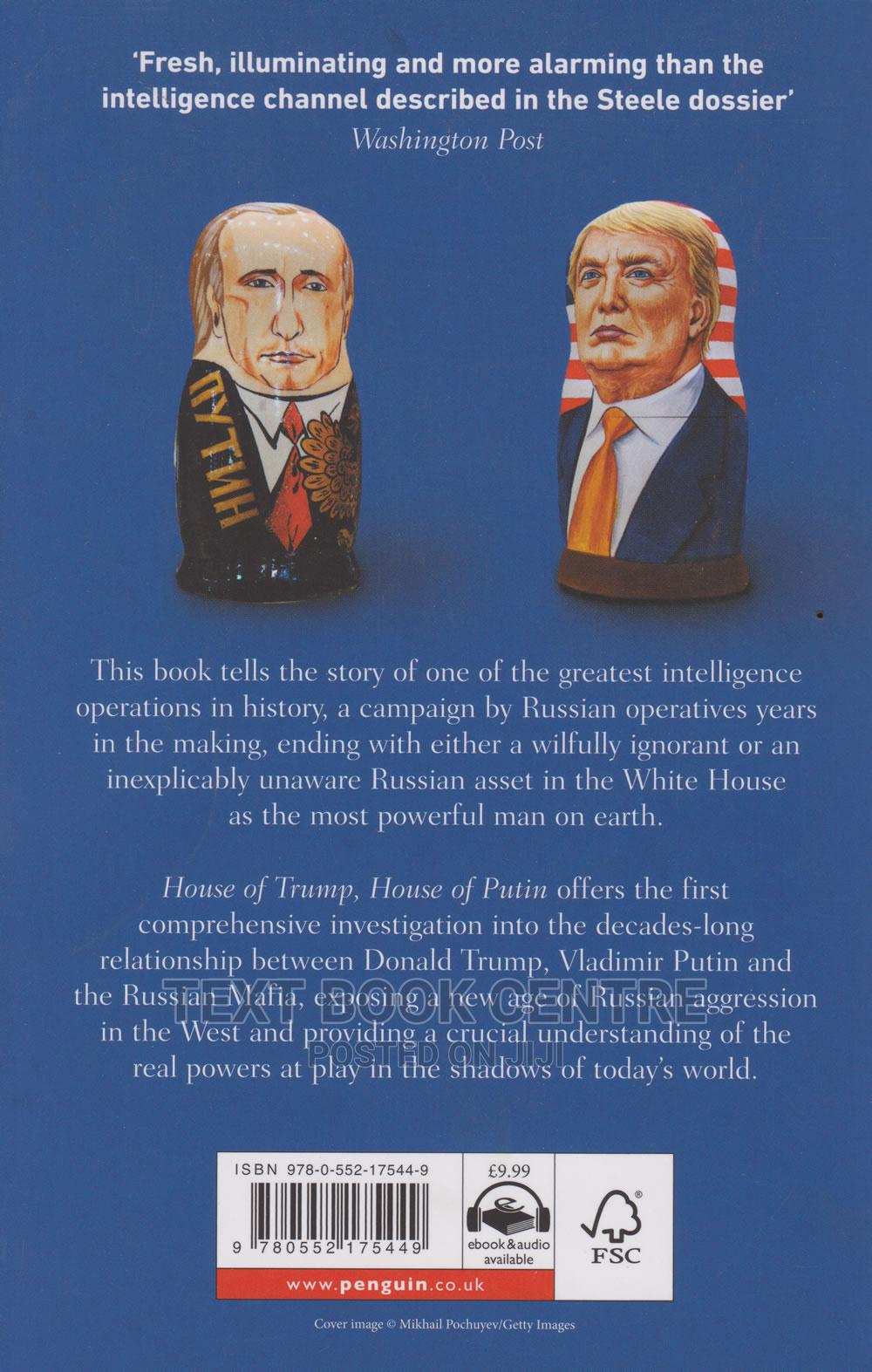 Archive: House Of Trump House Of Putin