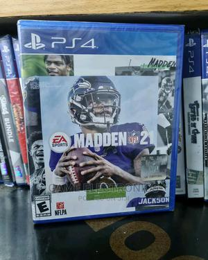 Madden 21 Ps4 Game   Video Games for sale in Nairobi, Nairobi Central