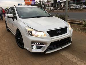 Subaru Impreza 2014 White   Cars for sale in Nairobi, Kilimani
