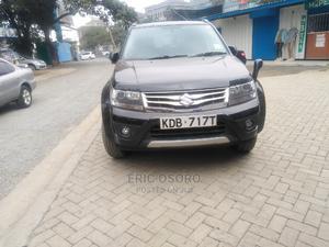 Suzuki Escudo 2014 Black | Cars for sale in Nairobi, Nairobi Central