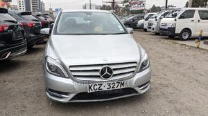 Mercedes-Benz B-Class 2014 Silver   Cars for sale in Nairobi, Kilimani