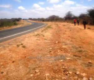 20 Acres for Sale Touching Tarmac - Mashuru | Land & Plots For Sale for sale in Kajiado, Mata