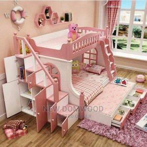 Kids Bulk Bed Double Decker   Children's Furniture for sale in Nairobi, Donholm