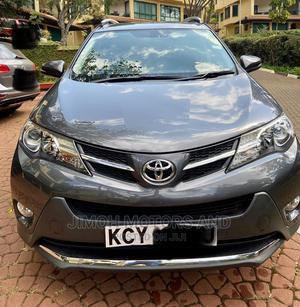 Toyota RAV4 2013 Gray | Cars for sale in Nairobi, Parklands/Highridge