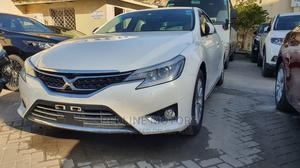Toyota Mark X 2014 White | Cars for sale in Mombasa, Nyali