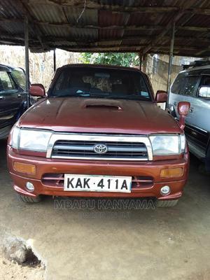Toyota Hilux Surf 1998 3.0DT Burgandy | Cars for sale in Tharaka-Nithi, Chogoria