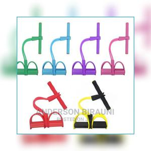 4 Tube Resistance Bands Tummy Trimmer   Sports Equipment for sale in Nairobi, Nairobi Central