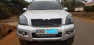 Toyota Land Cruiser Prado 2006 3.0 D-4d 5dr Silver   Cars for sale in Nairobi, Nairobi Central