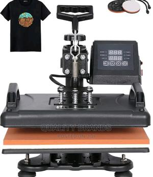Sublimation 5in1 Combo Heat Press | Printing Equipment for sale in Nairobi, Nairobi Central