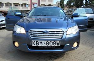 Subaru Outback 2007 Blue | Cars for sale in Mombasa, Tudor