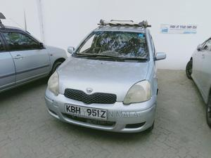 Toyota Vitz 2002 1.5 FWD 5dr Silver   Cars for sale in Nairobi, Kasarani