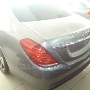 Mercedes-Benz S Class 2014 Silver | Cars for sale in Mombasa, Tudor