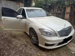 Mercedes-Benz S Class 2007 White | Cars for sale in Nairobi, Langata